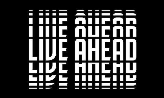 画像:LIVE AHEAD
