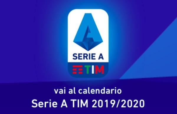 画像:2019/20 Campionato Serie A