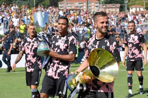 画像:Juventus 2019/20