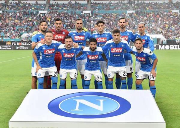 画像:SSC Napoli