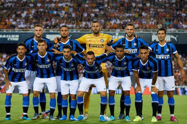 画像:Inter Milano 2019/20