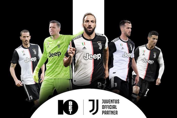 画像:Juventus x 10bet