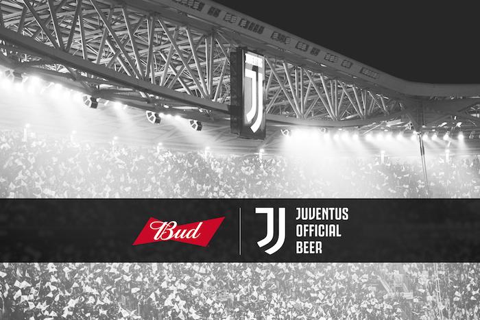 画像:Juventus x Bud