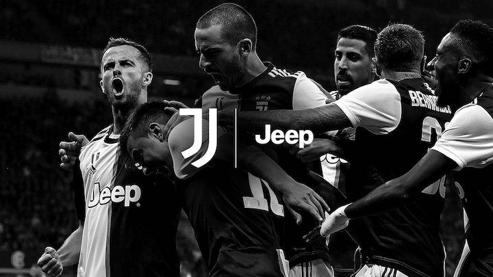 画像:Jeep x Juventus