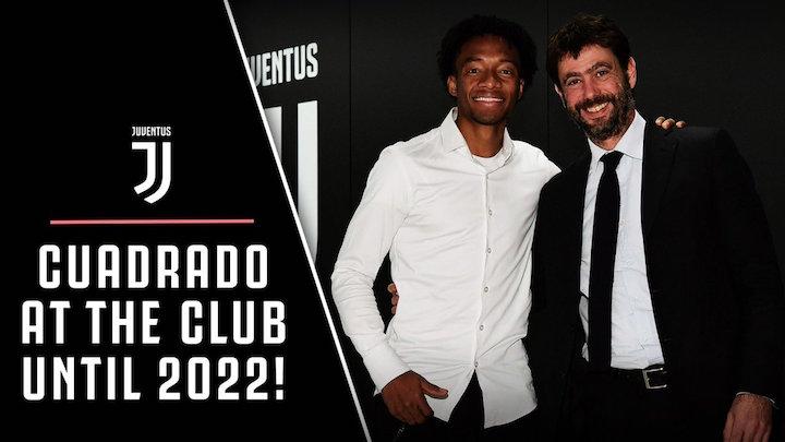 画像:2022年まで契約を延長したクアドラード