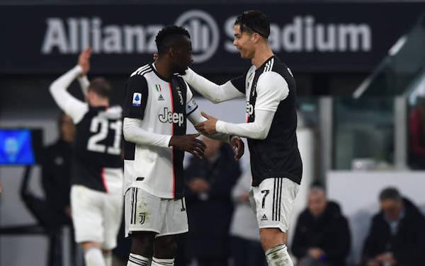 画像:2019/20 Serie A, Juventus - Udinese