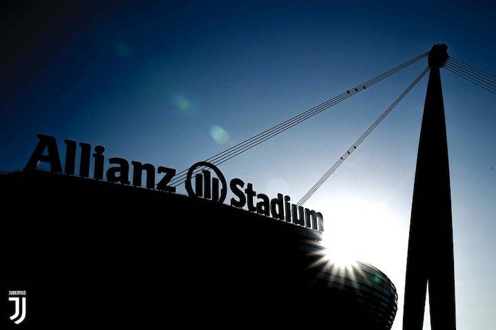 画像:Allianz x Juventus