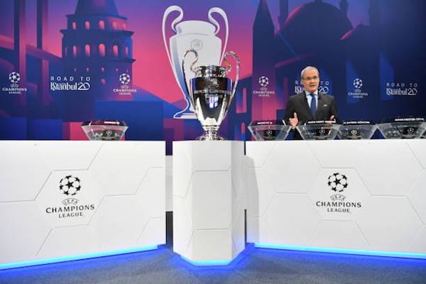 画像:2019/20 UEFA チャンピオンズリーグ決勝が延期