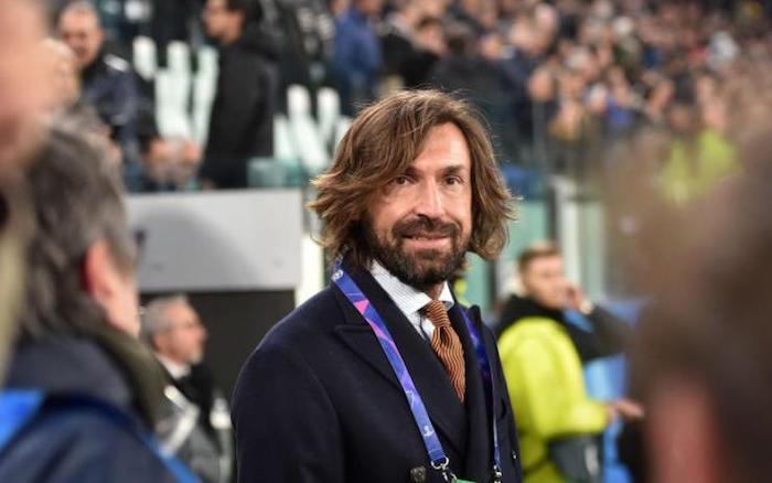 画像:Bチームの新指揮官と噂されるアンドレア・ピルロ氏