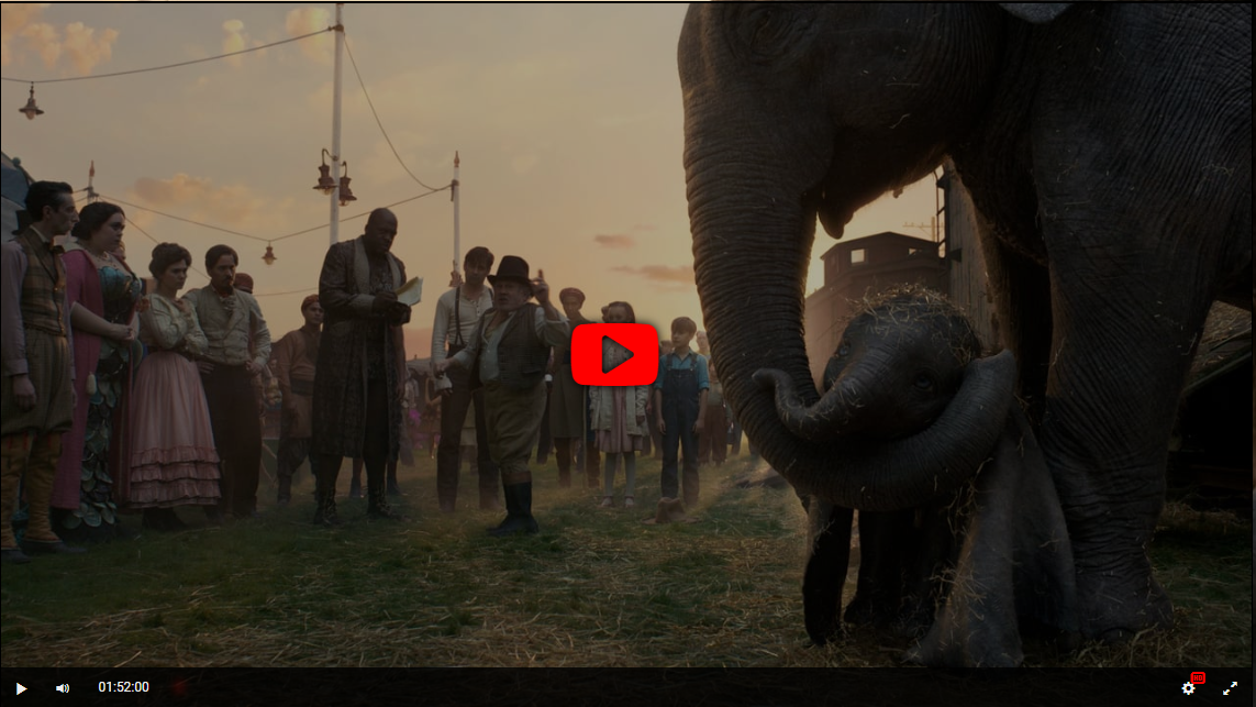 Dumbo 2019 フルムービー