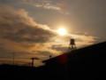 [夕陽][風景]夕陽