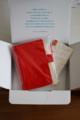 [赤]2011年のほぼ日手帳