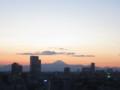 [初春]富士山