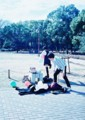 [代々木公園]私の風船