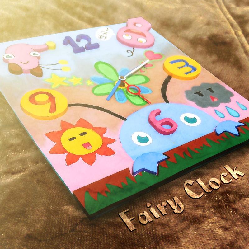 妖精時計-FairyClock-アイキャッチ画像