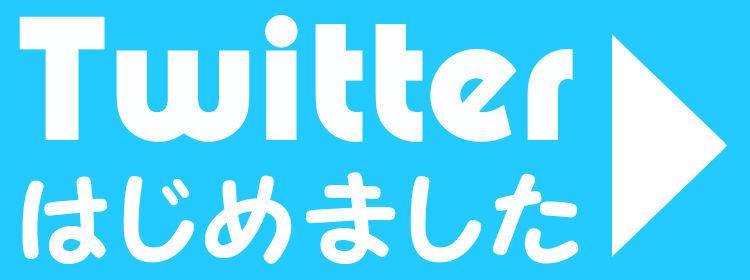 はてなブログに配置するTwitterバナー案-シンプルバージョン