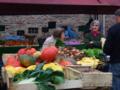 [フランス][野菜][市場][朝]Rennes ~ Marché Place des Lices 2.