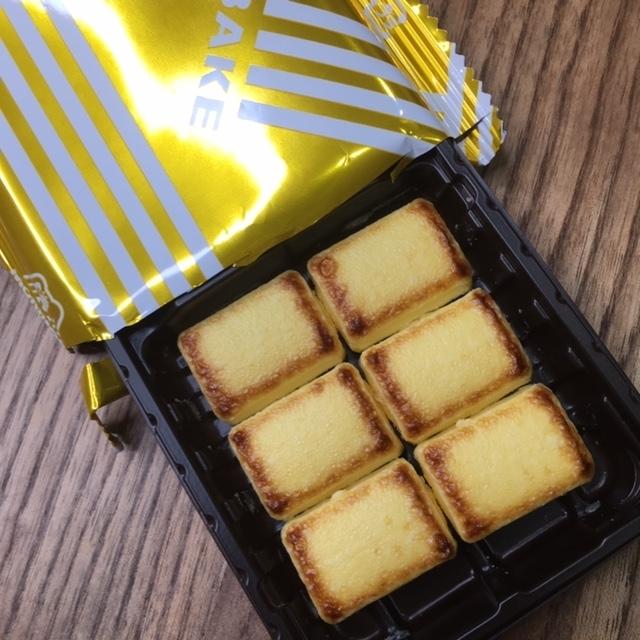 開けた瞬間にチーズの香りが♪