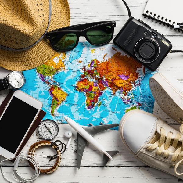 旅行を行く時はクレジットカードで払った方がお得!保険やポイントが貯まります♪