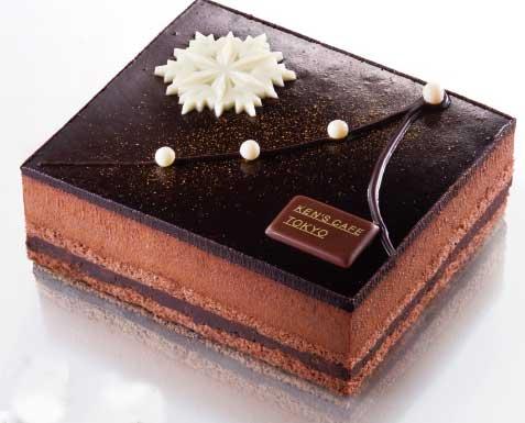 ケンズカフェ 東京コラボチョコレートケーキ♪