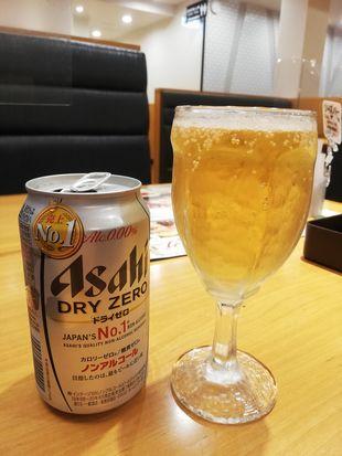 アサヒのドライゼロ 350ml缶