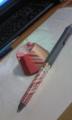 ペンタブのペンとペン立ていじった