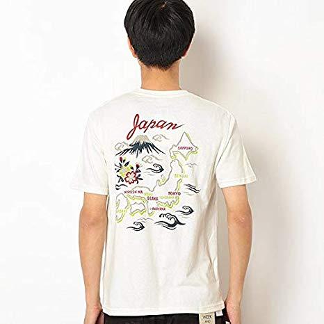 EDWIN 47都道府県 Tシャツ