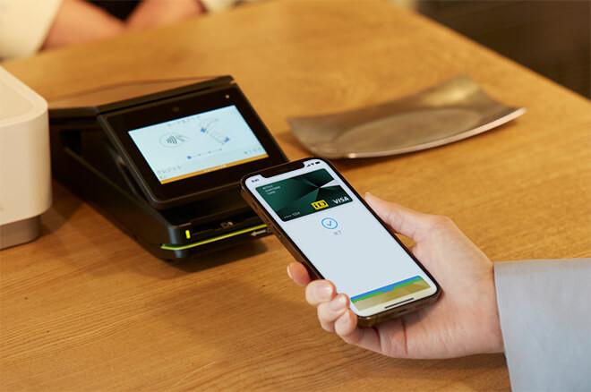 2020年米国でのスマホ決済の92%はApple Pay。Samsung、Googleのシェアは合わせてわずか8%