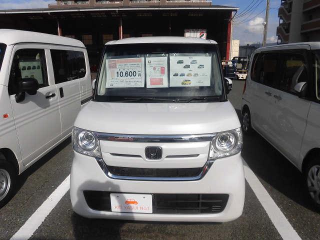 ホンダN-BOXは軽自動車で一番売れているスライドドアタイプです