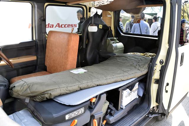 軽自動車で車中泊!フルフラット仕様ができるおすすめの軽自動車たち