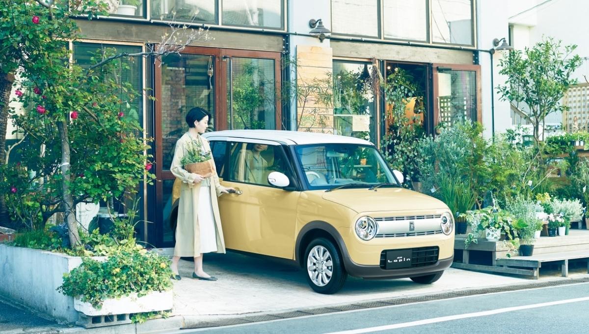 アクトジャパンの軽自動車が安い、地域最安値の「アルトラパン」