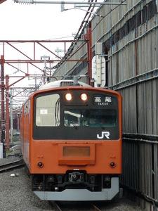武蔵小金井 201系