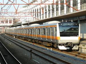東小金井 E233系