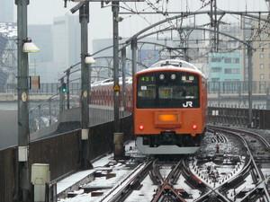 中央快速線201系