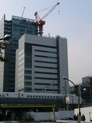 文化放送浜松町新社屋