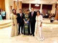 Mohamed Dekkak at Marriage Ceremony of Amal Berrada and Hicham Guessous  https://dekkak.com/