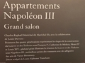 Mohamed Dekkak at Appartements Napoleon III Grand Salon Paris France #travel #napolean #paris #f