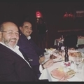 Mohamed Dekkak and Mustapha Alaoui at Restaurant & Bar Le Piaf Paris #travel #culture #cafe # ba