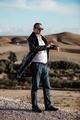 Mohamed Dekkak president Anouar Association at Atlas Mountains Al Haouz