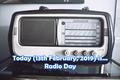 Today (13th February 2019) is...Radio Day Read More: https://dekkak.com/world-radio-day/ #RadioD