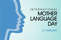 Today 21 February is International Mother Language Day to promote linguistic and cultural multil