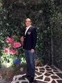 Mohamed Dekkak at Opa Greek Restaurant Dubai