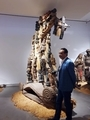 Mohamed Dekkak at Sharjah Art Foundation Opens Sharjah Biennial 14