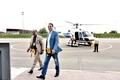 Mohamed Dekkak Explores Dubai by Helicopter with Abderrahim