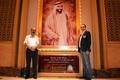 Mohamed Dekkak and Abderrahim Khaoutem's visit to Emirates Palace #EmiratesPalace #AtThePalace #