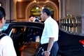 Mohamed Dekkak and Abderrahim Khaoutem's visit to Emirates Palace