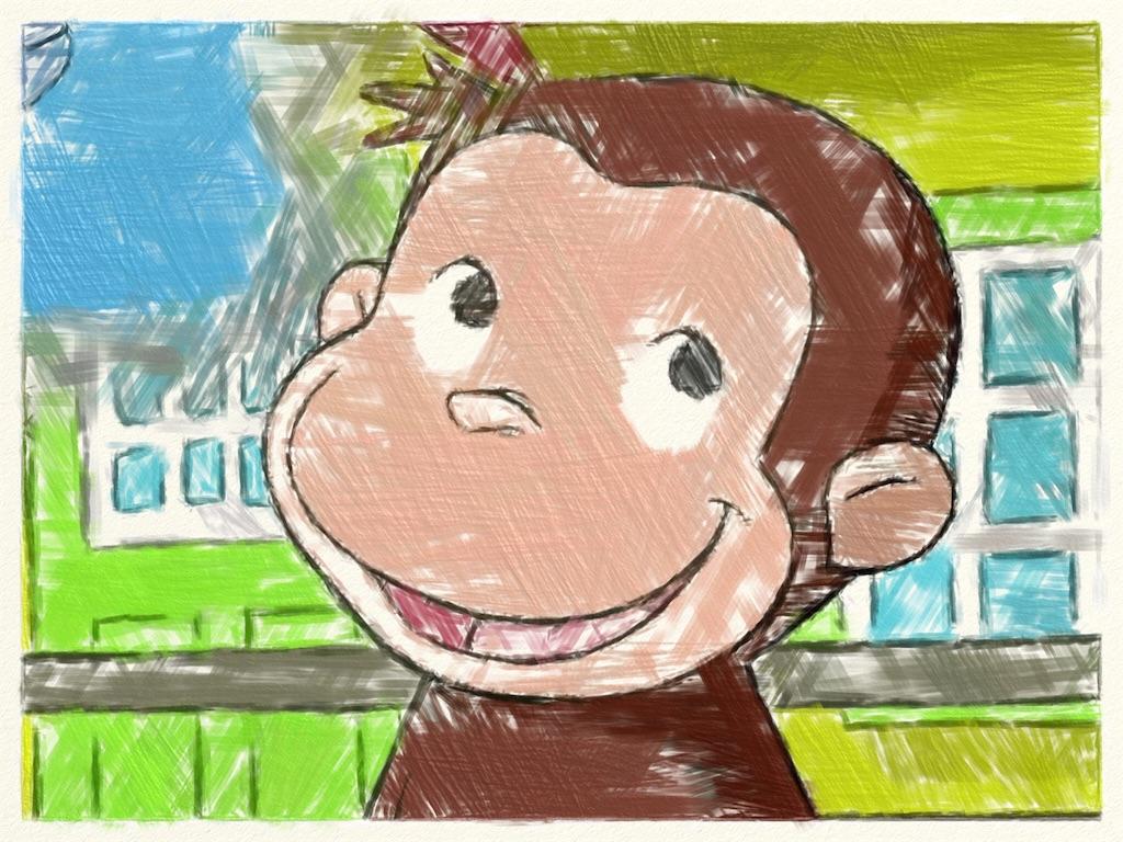 おさるのジョージ キャラクター図鑑 街の仲間 編 Auaのブログ