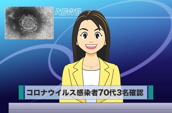 テレビの報道番組