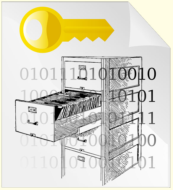 キーとファイルケース