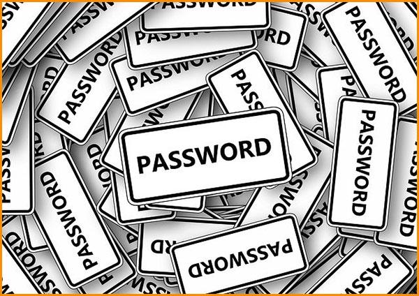 多く必要とされるパスワード